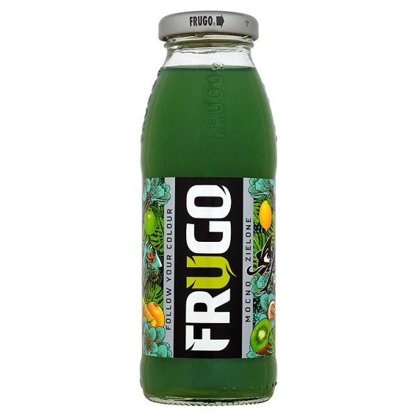 Frugo Zielone napój wieloowocowy niegazowany