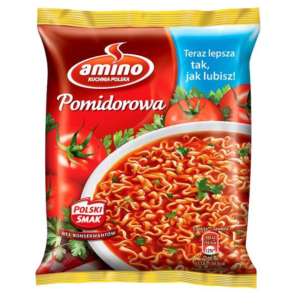 Zupa pomidorowa Amino