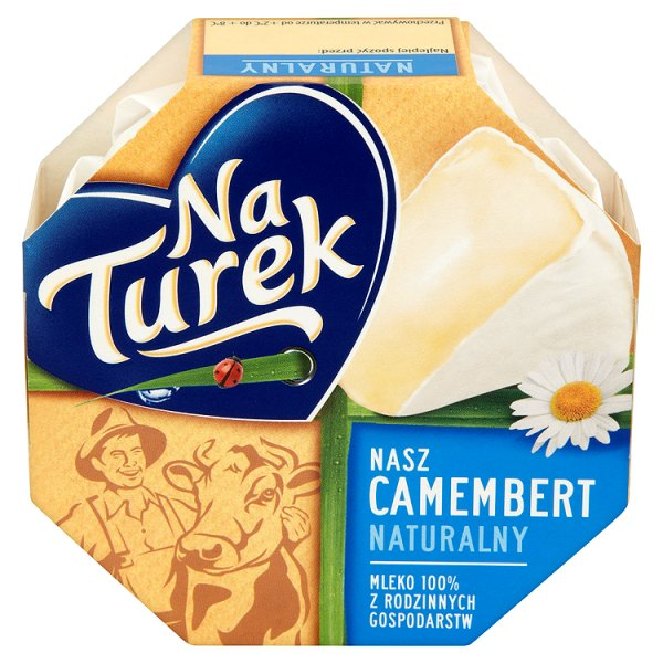 Ser Camembert naturalny
