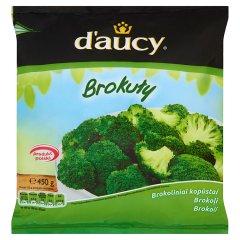 Brokuły D'aucy