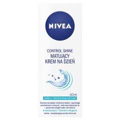 NIVEA Control Shine Matujący krem na dzień 50 ml
