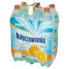 Nałęczowianka gazowana ze smakiem cytryny i pomarańczy 6 x 1,5 l