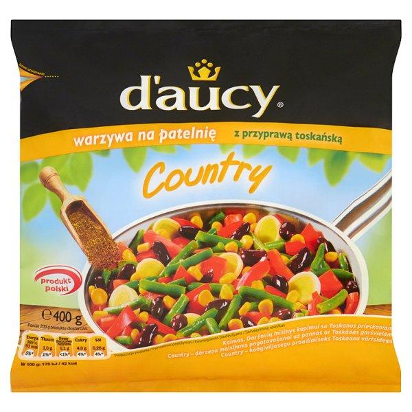 Mieszanka warzyw na patelnie Country D'aucy