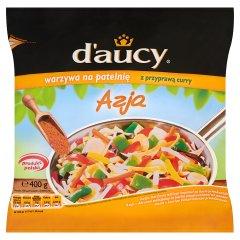 Mieszanka warzyw na patelnie Azja D'aucy