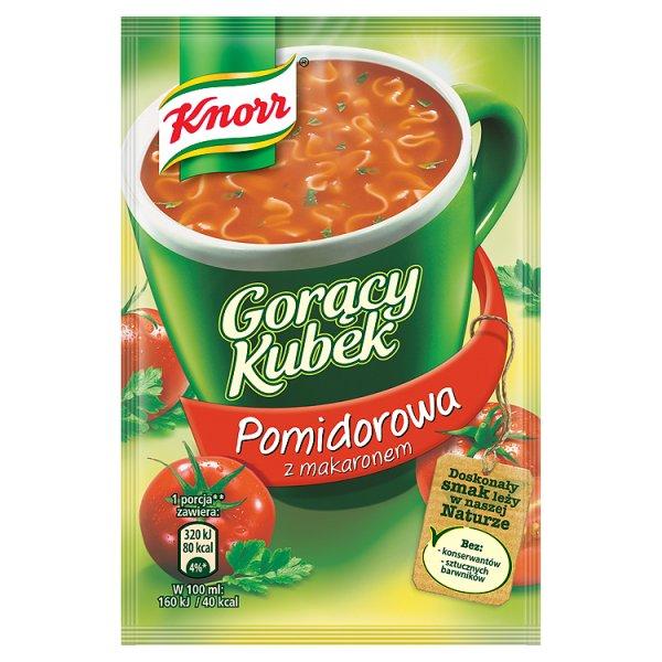 Gk knorr zupa pomidorowa z makaronem