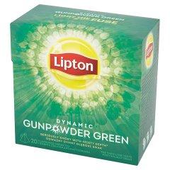 Herbata Lipton Gunpowder 20*1,8g