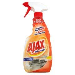 Spray Ajax tłuszcz i plamy