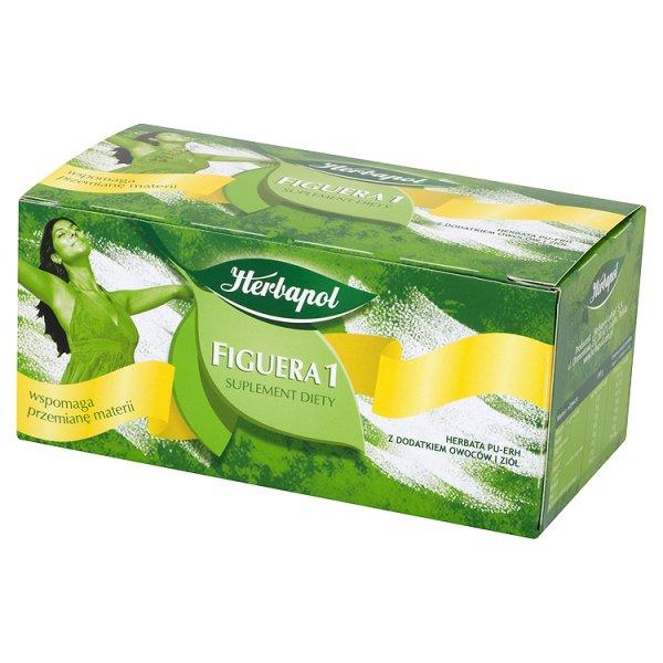 Herbata Herbapol  Figuera  1/ 20*2g