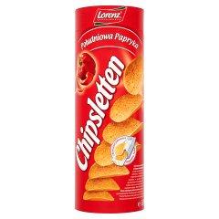 Chipsy chipsletten papryka