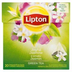 Herbata lipton zielona zielona jaśminowa