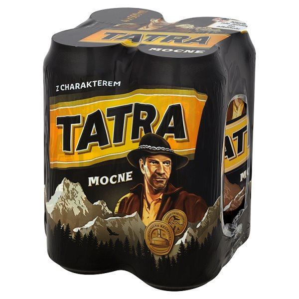 Piwo tatra mocne