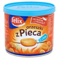 Orzechy Felix z pieca z solą