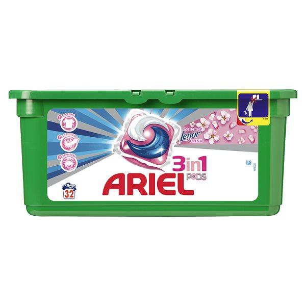 Ariel 3in1 Touch of Lenor Fresh kapsułki do prania /32szt.