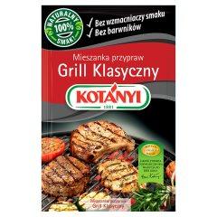 Mieszanka przypraw Kotanyi grill