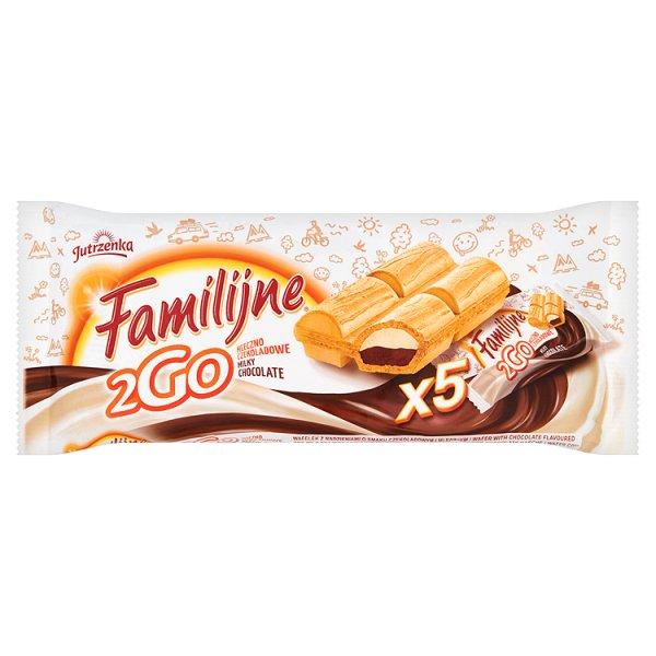 Wafle familijne 2 Go 5x20g