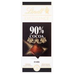 Czekolada Lindt 90% kakao