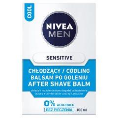Balsam po goleniu Nivea Sensitive chłodzący