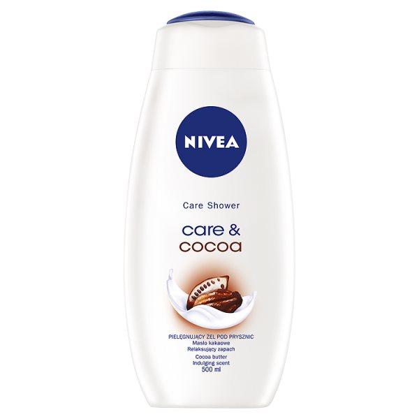 Żel Nivea Care & Cocoa pod prysznic