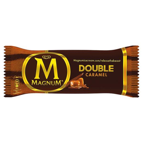 Magnum Double Caramel Lody 88 ml