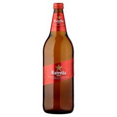 Piwo estrella damm butelka/1l