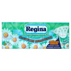 Chusteczki Regina rumiankowe /9x10szt