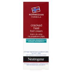 Krem Neutrogena do stóp na popękane pięty