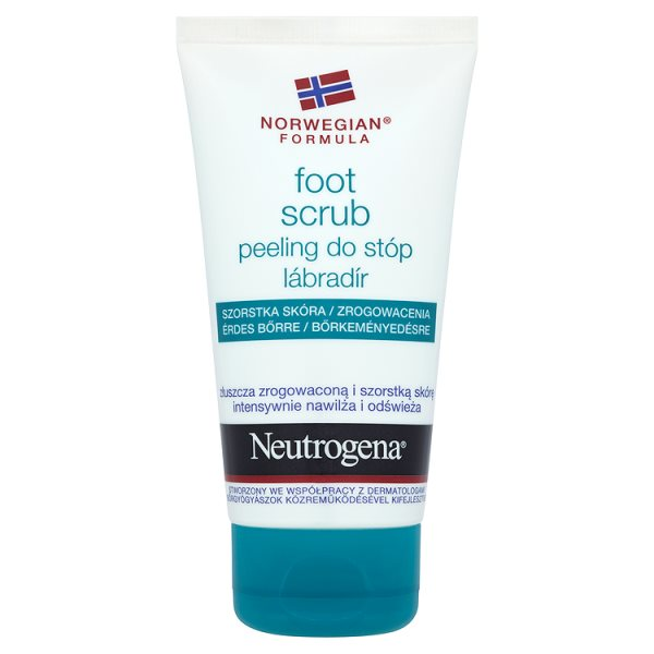 Peeling Neutrogena do stóp