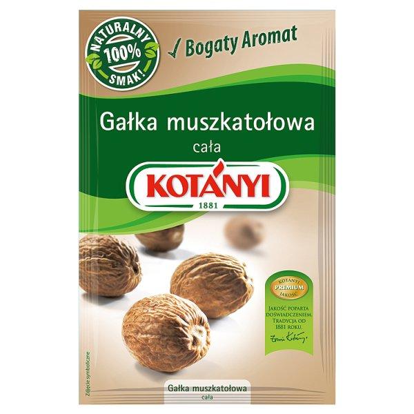 Kotányi Gałka muszkatołowa cała 9 g