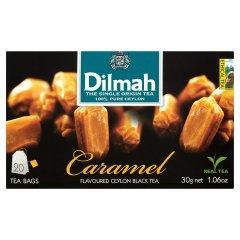 Herbata Dilmah czarna z aromatem karmelu