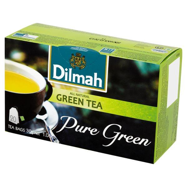Herbata Dilmah naturalna zielona 20*1,5g