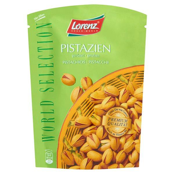 Orzechy pistacjowe prażone solone Lorenz