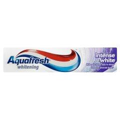 Aquafresh pasta intense white