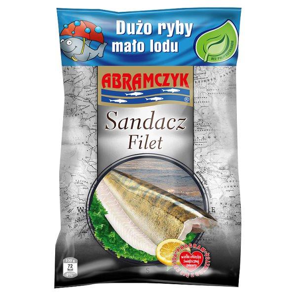 Filet Abramczyk z sandacza
