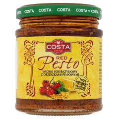 Sos włoski Costa bazyliowy z orzeszkami piniowymi