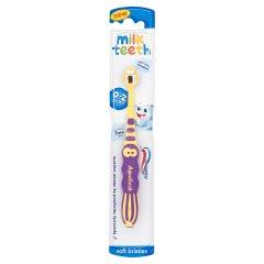 Aquafresh szczoteczka dla dzieci milk teeth