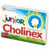 Cholinex junior malina 8 tabletek
