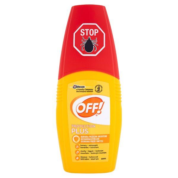 Off! bariera przeciw insektom pump spray