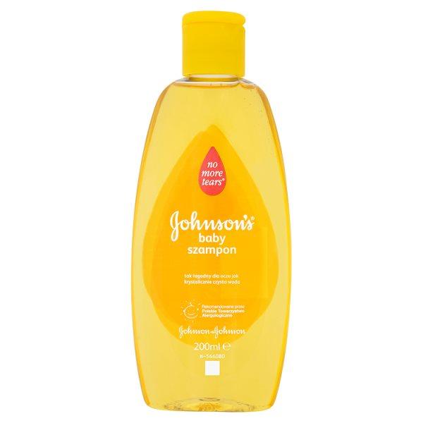 Johnson's Baby Szampon 200 ml