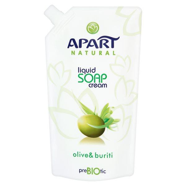 Apart mydło w płynie prebiotic zapas oliwka i buriti