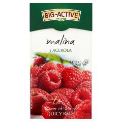 Herbatka Big-Active malina i acerola