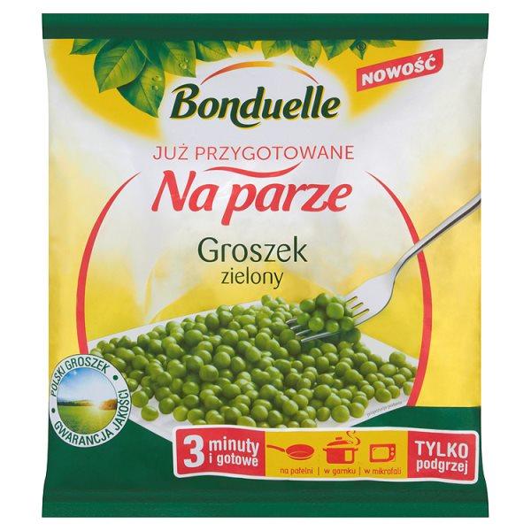 Groszek zielony na parze Bonduelle