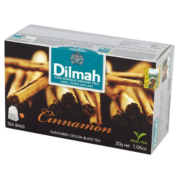 Herbata Dilmah Cinnamon