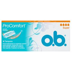 Tampony O.B. ProComfort Super