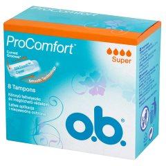 Tampony O.B. ProComfort Super super