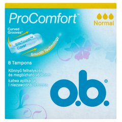 Tampony O.B. ProComfort Normal