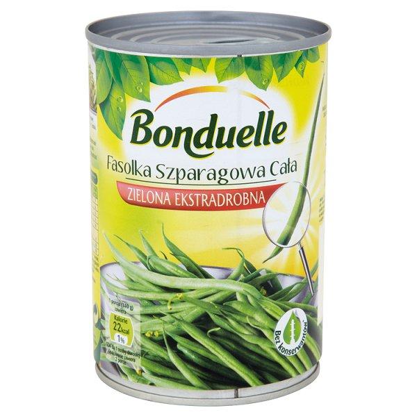 Fasolka Bonduelle szparagowa extra drobna