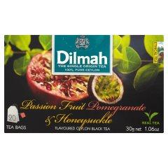 Herbata Dilmah Passionfruit, Pommergranate & Honeysucle