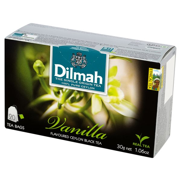 Herbata Dilmah Vanilla