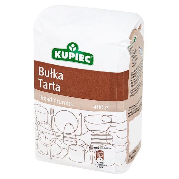 Kupiec Bułka tarta 400 g