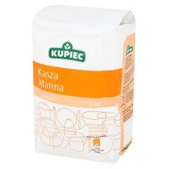 Kasza manna Kupiec